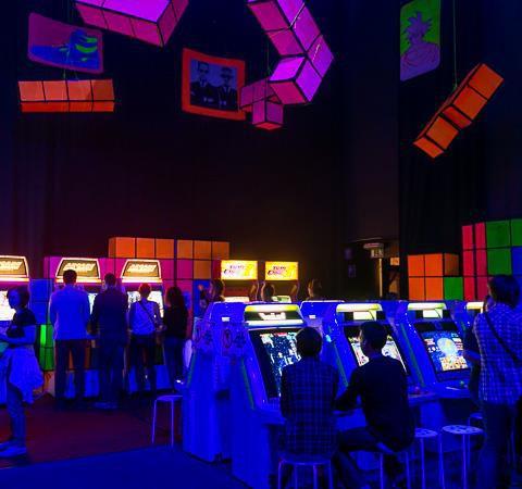 zone arcade BEB
